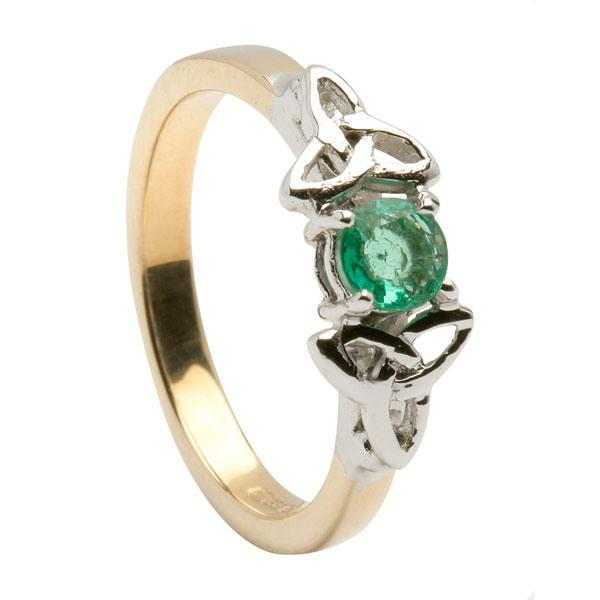 click here for special celtic wedding rings