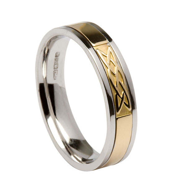 click here for irish wedding bands