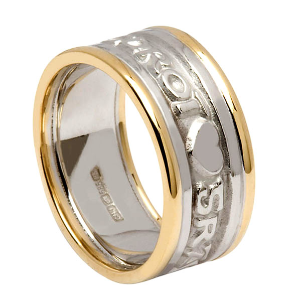 click here for irish wedding rings