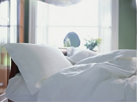100% Irish Made Bed Linens and irish linen sheets