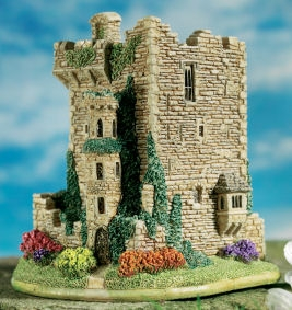 Lilliput Lane Blarney Castle miniature Irish castle