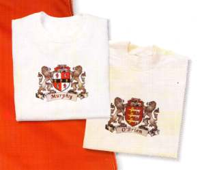 Irish Coat of Arms T-shirt