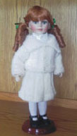 Handmade Irish Porcelain Dolls