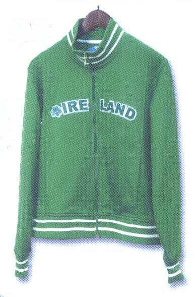 Ireland Warmup Jacket