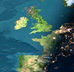 click here to see a special view of Ireland from outer space