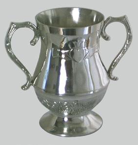 Mullingar Pewter Wedding Cup