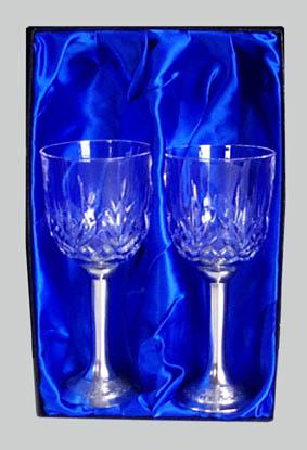 Mullingar Pewter Red Wine Goblets