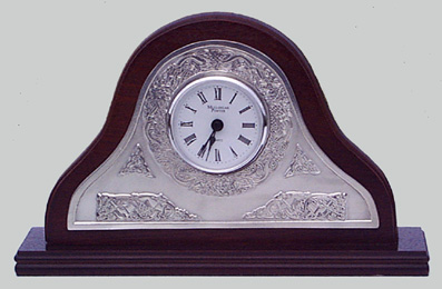 Mullingar Pewter Large Clock