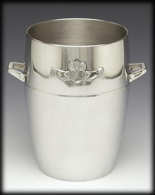Mullingar Pewter Champagne Ice Bucket