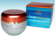 Ri Na Mara Moisturising Face Cream