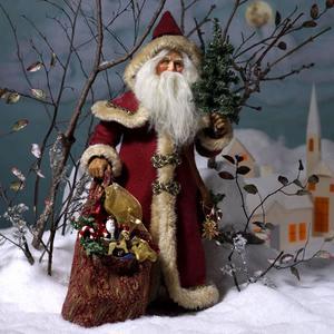 Father Christmas History
