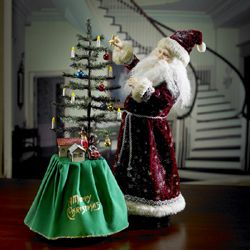 Irish Santa Christmas Ornaments Gifts
