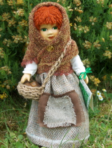Siog Dolls- Katie the Potato Picker