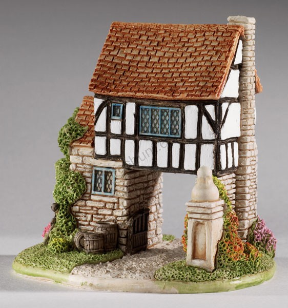 Lilliput Lane The Plot Room